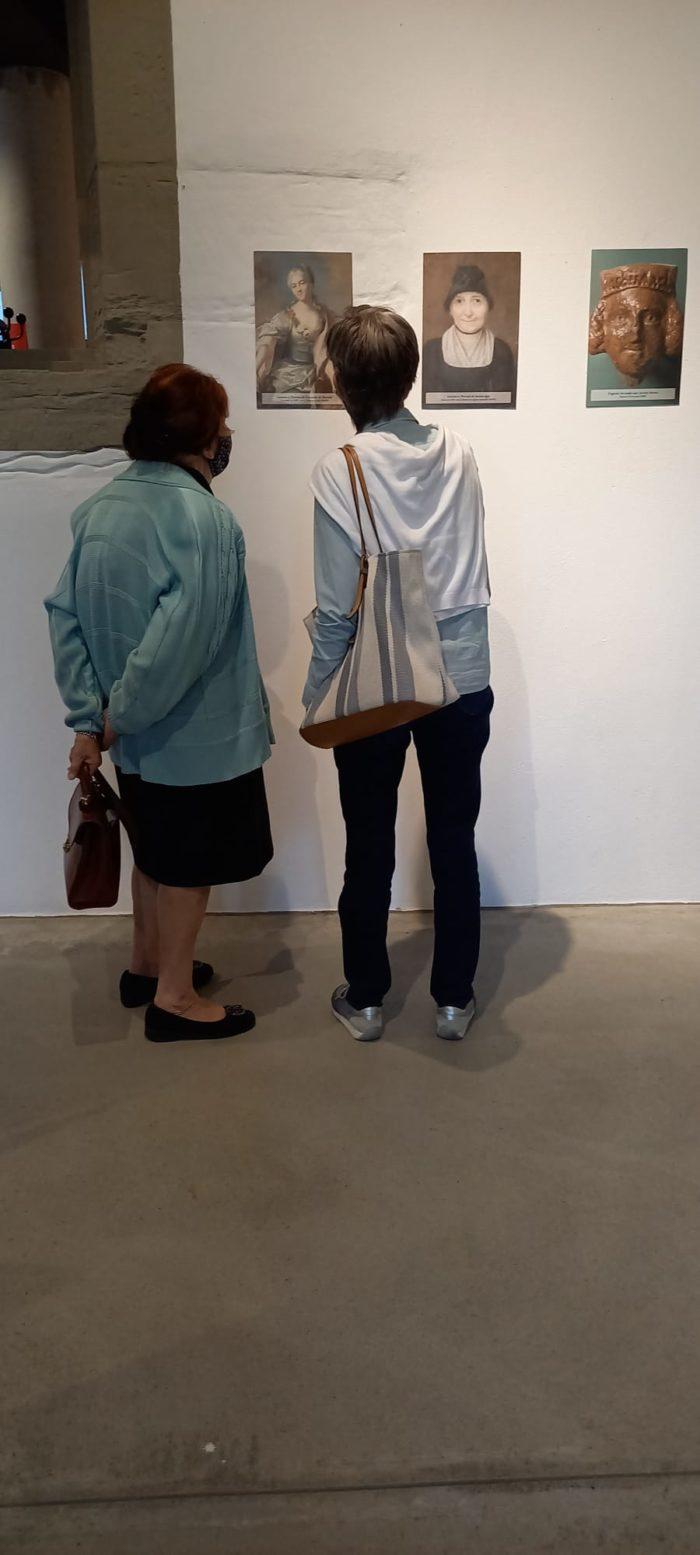 Expo Les femmes sortent de l'ombre